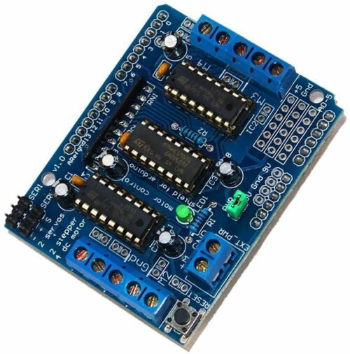 Robot motor Driver Shield