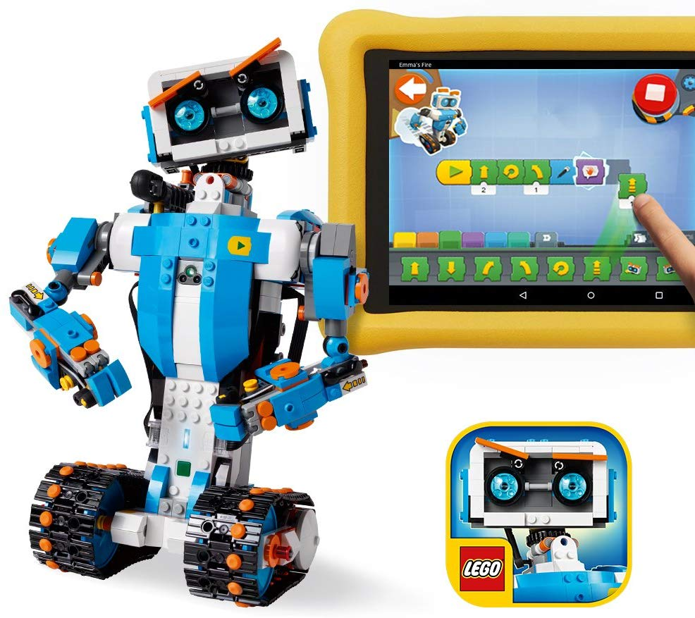 LEGO Boost Educational Coding Kit for Kids(847 Pieces)