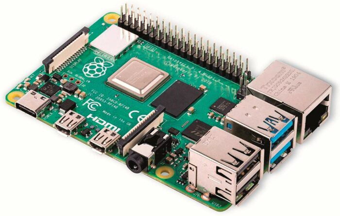 Raspberry Pi 4 Model B (4GB)