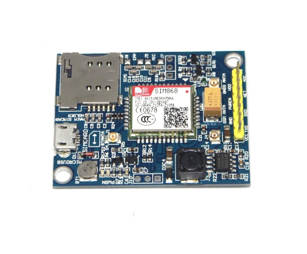 SIM868 GSM GPRS GPS BlueTooth Module