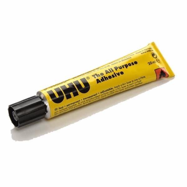 UHU Adhesive Glue - 20ml