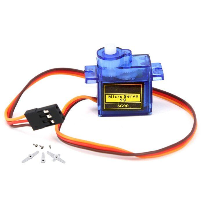 DIY Servo Motor (Plastic Gear)