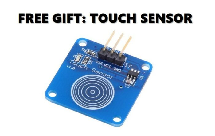 DIY Burglar Alarm/Traffic Light Robotics Kit