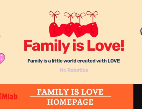 Family Is Love Homepage